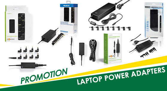 Laptop power adapters