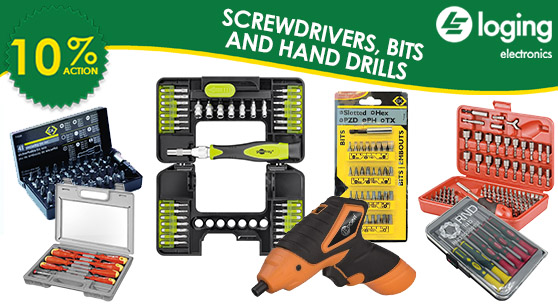 Screwdrivers and electric screwdrivers